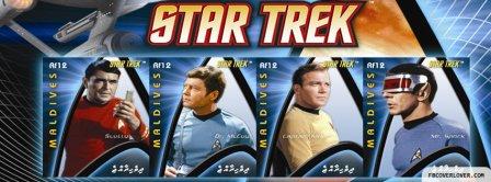 Star Trek 7 Facebook Covers