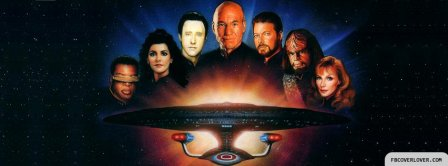 Star Trek The Next Generation Facebook Covers