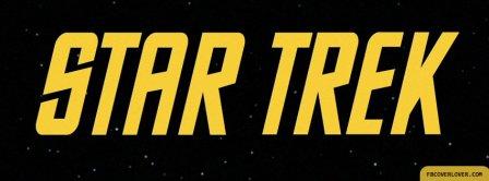 Star Trek Logo Facebook Covers
