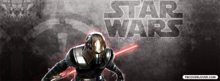 Star Wars Sith Facebook Covers