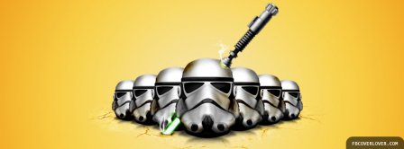 Star Wars Funny Facebook Covers