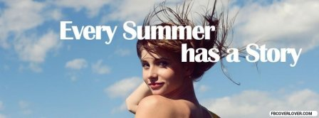 Summer Story Facebook Covers