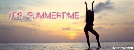 Summertime 2 Facebook Covers