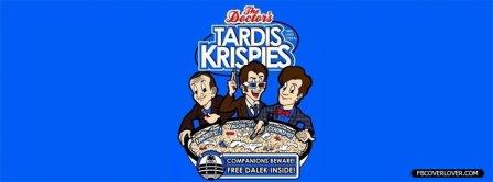 Tardis Krispies Facebook Covers