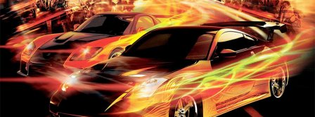 The Fast And Furious Franchise Facebook Covers