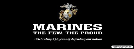 Marines The Few The Proud  Facebook Covers