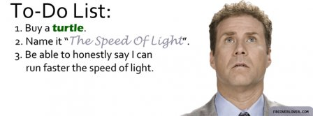 The Speed Of Light Facebook Covers