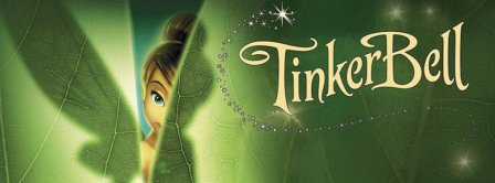 Tinker Bell 2 Facebook Covers