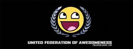 United Federation Of Awesomeness Facebook Covers
