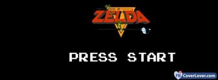 The Legend Of Zelda Facebook Covers