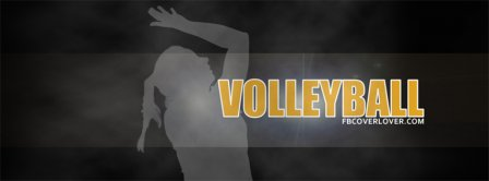 Volleyball Facebook Covers
