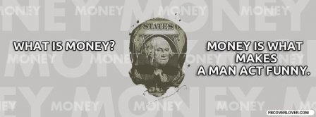 What Is Money Facebook Covers