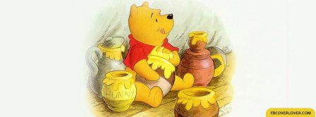 Winnie The Pooh 3 Facebook Covers