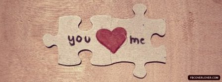 We Fit Like A Puzzle Facebook Covers