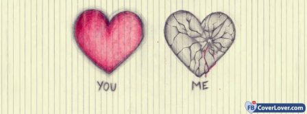 You And Me Facebook Covers